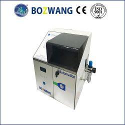 Bo Zhiwang granel Terminal Pre-Insulated semiautomático Desvestido y engarzar la máquina