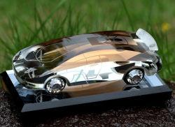 السيارة كريستال الأصلية طراز الحرف لديكور السيارة