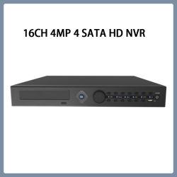 Наблюдения 16CH 4MP 4 Satasecurity сетевой видеорегистратор HD CCTV