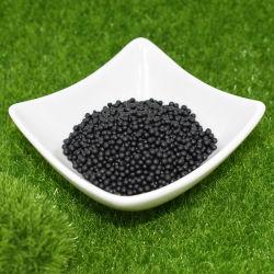 Hibong algas de color negro brillante gránulo de aminoácidos para la Agricultura