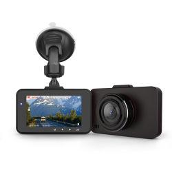 Registratore Dash Cam 1296p da 3.0 pollici ad alta definizione con Dual Videocamera Len Good Night Vision Auto DVR