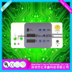 comitato 6-Way dell'interruttore di membrana con il contenitore di relè per il compratore della tastiera
