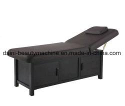 Het elektrische Bed van de Massage van de Lijsten van de Massage van de Luxe van de Salon van het Bed van de Schoonheid Draagbare Gezichts Gebruikte Chinese Houten