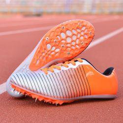 Custom профессиональной подготовки спорта дорожки с остроконечными обувь для мужчин