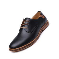 내구성이 뛰어난 Low MOQ 남성용 패션 캐주얼 신발, 준비된 스톡 맨슈즈, 팩토리 다이렉트 레저 남성용 신발