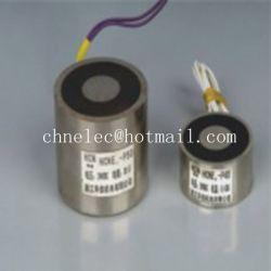 Electro aimant Holding, solénoïdes, meunier noir