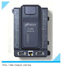 Porta di Ethernet larga del PLC 1 di temperatura -40-+85 RS485/232 T-919 seriale