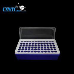 72 Bien 0.5ml Microtubes à centrifuger jetables titulaire Rack