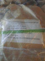 Haute pureté avec du bicarbonate de potassium de classe alimentaire