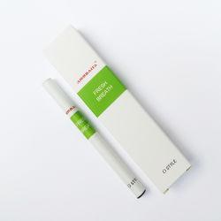 Banheira de autocolantes personalizados e descartáveis 500 cigarros baforadas de vitamina B12 Vape