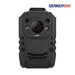 Senken 1080p con numerosas funciones del Cuerpo de Policía de la noche Visioncctv Inalámbricos infrarrojos cámara con GPS integrado