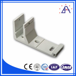 Support de flexion de la Chine de la Fabrication en aluminium