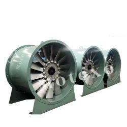 Acionado por correia de lâmina de alumínio Industrial Axial ventiladores HVAC
