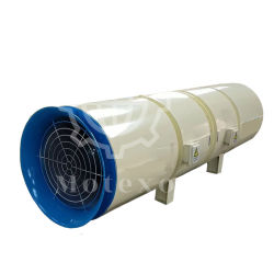 L'utilisation du tunnel antidéflagrants Moteur ventilateur Axial Flow