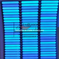 A Decoração de parede interior e exterior do painel de discoteca LED