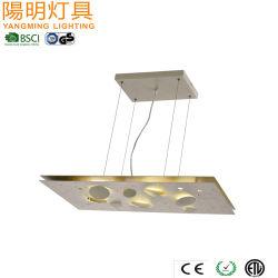 Suspendu LED lampe de bureau d'éclairage commercial Poignée de commande