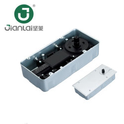 Molla idraulica del pavimento dell'acciaio inossidabile del hardware di vetro della costruzione