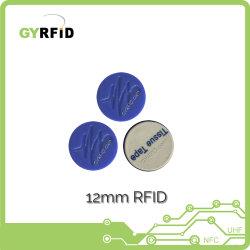 Transpondeur RFID tag RFID Locator puce pour le suivi des actifs (TKA12)