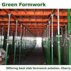 Zuverlässige Konstruktion Stahlschalung Grüne Schalung Tischschalung