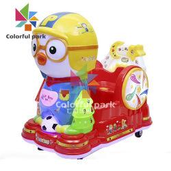 Colorfulpark Swing caliente Máquinas de Juego Juego de diversiones Kiddle máquina máquina de juego