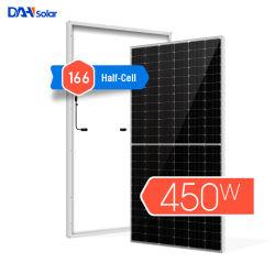 Dah 공장 340W 태양 전지판 158 166의 182의 210의 세포 단청 태양 모듈 위원회