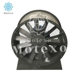 Directe Aandrijving van de Ventilator van het Blad van het Draagvlak van het aluminium de buis-As