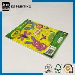 Crianças Pintura Softcover Catálogo de endereços Impressão a Cores