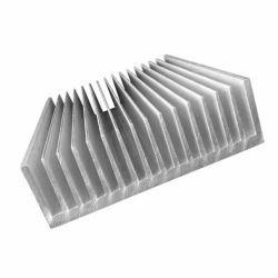Custom Petit boîtier en aluminium moulé sous pression, l'Extrusion de dissipateur de chaleur
