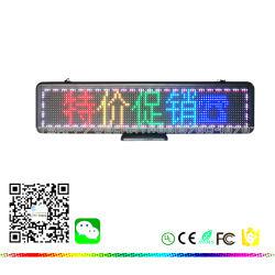 Défilement du message Affichage LED Bureau du Conseil du style ou de suspendre le style de la chaîne de communication Bluetooth téléphone mobile à l'intérieur du Conseil d'affichage graphique de message d'affichage