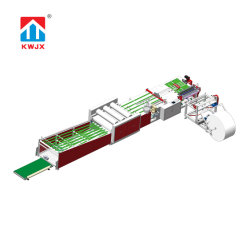 Automático de Corte e costura máquina de impressão para o saco de tecido PP