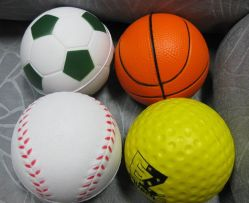 2020 Nuevo colorido Sport cuero PVC Baseballs PU