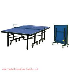중국 실내 전문가 향상된 탁구 테이블