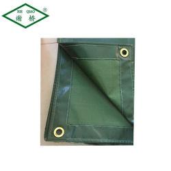 China PVC recubierto de PE lona impermeable para la carretilla cubrir