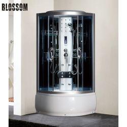 タッチ画面はオゾンが付いている蒸し風呂のシャワーのサウナ部屋をコンピュータ化した