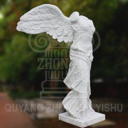 Het mooie Marmeren Standbeeld van de Steen van het Beeldhouwwerk voor de Decoratie van de Tuin