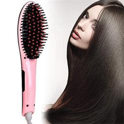 Nueva Plancha de pelo Plancha de vapor de llegada/hierro plano personalizado