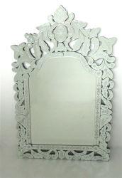 Specchio Antiqued decorativo della parete di disegno elegante