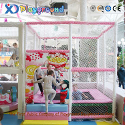 وظيفيّة أطفال ليّنة [جم] طفلة داخليّ قابل للنفخ يلعب لعبة ([إكسج1001-ك796])