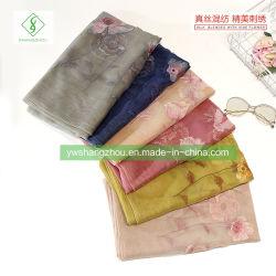 وشاح مطرز جديد Lady Fashion Silk Wool لعام 2018
