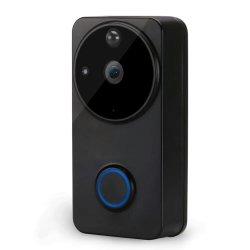 Smart видео дверь камеры с помощью двух Двустороннее переговорное устройство обнаружения движения ИК