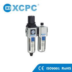 Xcpc Luft-Vorbereitungs-Geräte Frl Druckregelventil-Filter-Öl-Fettspritze