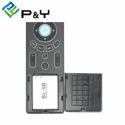 Toetsenbord van Backlight van het toetsenbord Backlit Witte Draadloze T6