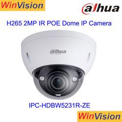 Dôme anti-explosion Poe Dahua Outdoor Ipc-Hdbw 2MP caméra IP5231R-Z