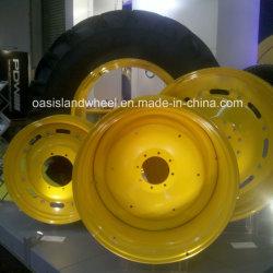 (Dw15lx38 18X38) Rueda Agrícola de Granja de Acero para Tractor / Cosechadora