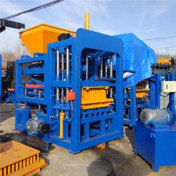 precio de fábrica de cemento de hormigón/Pavimento/Curbstone/Pavimentadora/sólido/Hollow/Acera/Curb/bloque de enclavamiento/Fabricación de Ladrillos/máquina de moldeo con Qt4-18/Qt6-15/Qt8-15