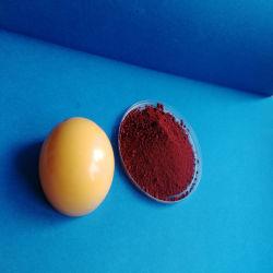 Rojo/negro/verde/amarillo/azul/blanco en polvo de pigmento de óxido de hierro