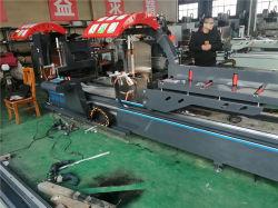 알루미늄 재질 절단 기계/자동 절단 CNC 유형 2 헤드/알루미늄 PVC 자동 이중 헤드 절단용 톱/CNC 이중 헤드 마이터 톱