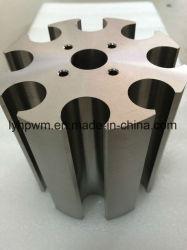 Ligas de tungsténio Custom-Made forma especial com 90% de conteúdo de elementos de aquecimento