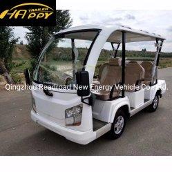 Touristisches besichtigenauto-Gebirgsbesichtigenfahrzeug, elektrische Kleinbus VIP-Ausflug-Autos