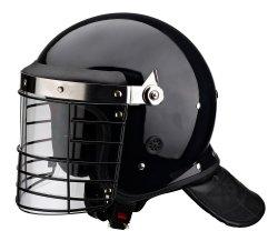 Filet métallique de casque anti-émeute